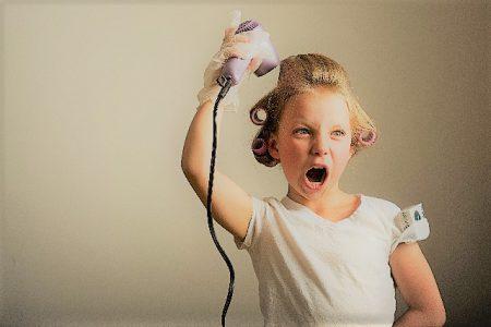 『いつも根本より毛先が乾いてしまいますどうしたらよいでしょうか?』
